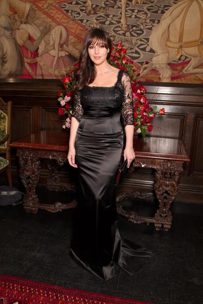 Monica+Bellucci+Dresses+Skirts+Evening+Dress+1owkFkys7qXl