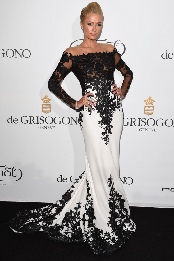 2014-Mermaid-Celebrity-font-b-Dress-b-font-font-b-Paris-b-font-font-b-Hilton