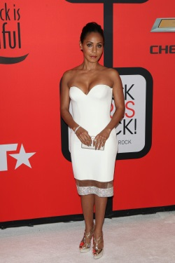 Jada Pinkett Smith - BET's 'Black Girls Rock!' event, New Jersey March 28-2015 004