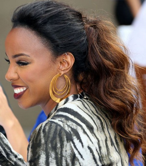 Kelly+Rowland+Long+Hairstyles+Ponytail+9vJQA5CpYHdl
