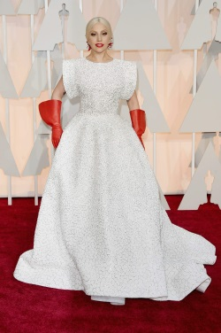 Lady Gaga 87th Annual Academy Awards at Hollywood & Highland Center February 22-2015 013