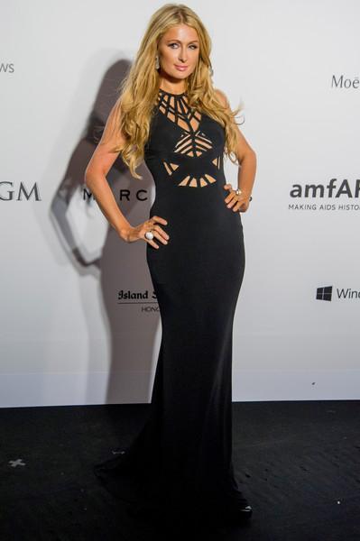 Paris+Hilton+Dresses+Skirts+Cutout+Dress+rDLqsCtMIsvl