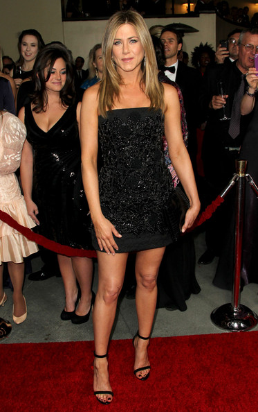 Jennifer+Aniston+Dresses+Skirts+Beaded+Dress+h1cow4awA1Il