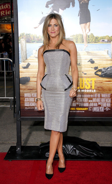 Jennifer+Aniston+Dresses+Skirts+Cocktail+Dress+PjCuNQ77jOtl
