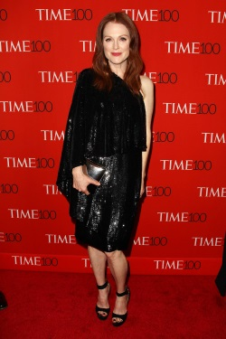 Julianne Moore 2015 Time 100 Gala in New York City - April 21-2015 044