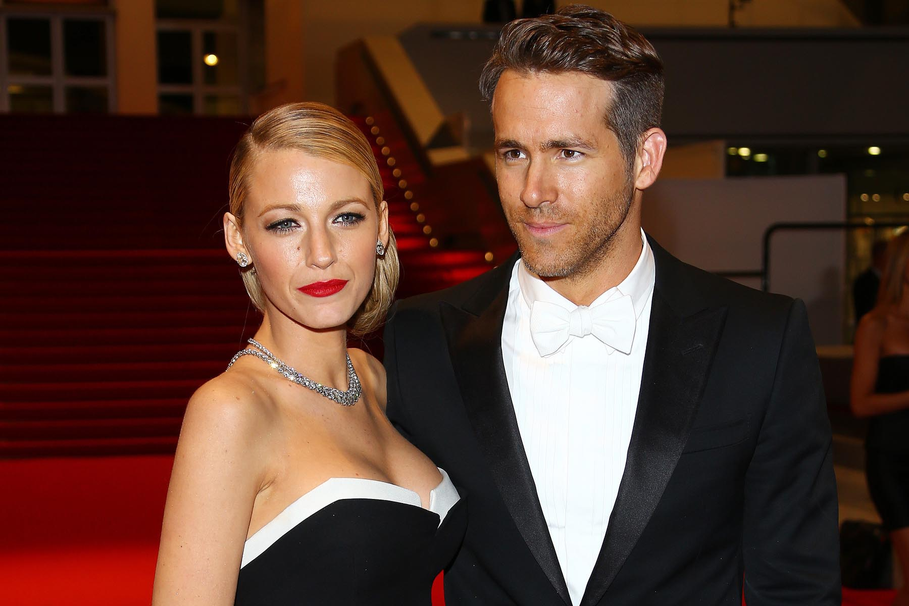 Blake Lively and Ryan Reynolds are expecting their first baby
