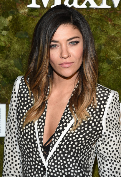 Jessica+Szohr+Long+Hairstyles+Ombre+Hair+aagEES9t9Ppl