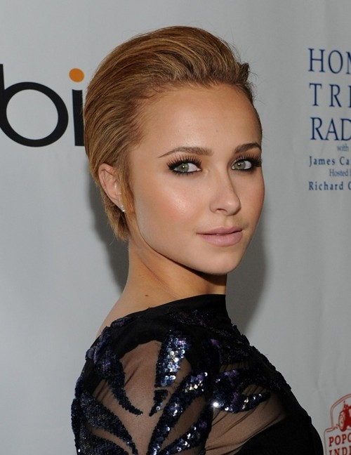 Hayden-Panettiere-Short-Haircuts-Pixie-Hairstyle