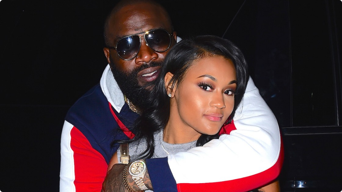 092515-celebs-out-rick-ross-Fiancee-Lira-Mercer