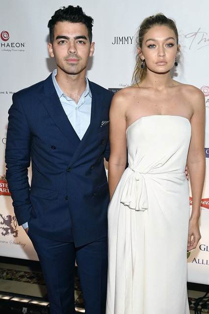 Gigi Hadid and Joe Jonas